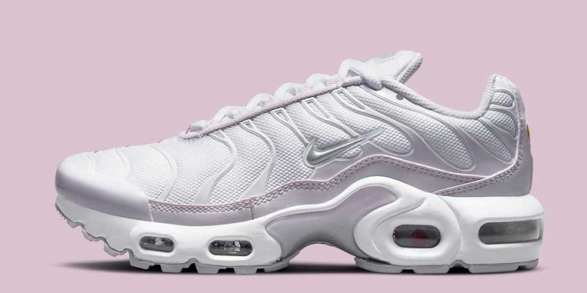 "Nike Air Max Plus GS ""Light Lilac"" 2021 New Arrival CD0609-103"