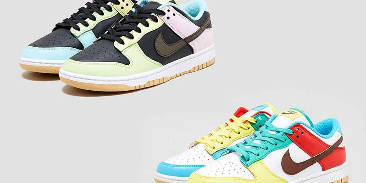 """Nike Dunk Low SE """"Free 99"""" DH0952-001 shoes for summer"""