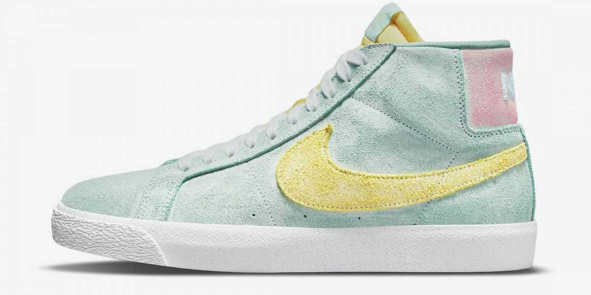 "Nike SB Blazer Mid ""Faded"" DA1839-300 For Sale Online"