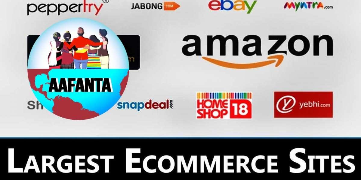 """E- Commerce """