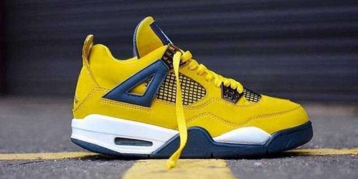 "Air Jordan 4 Retro ""Lightning"" Tour CT8527-700 Would you like it?"