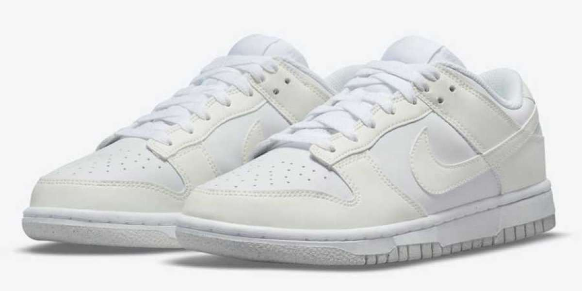 """Nike Dunk Low """"Move To Zero"""" White DD1873-101 For Sale Online"""
