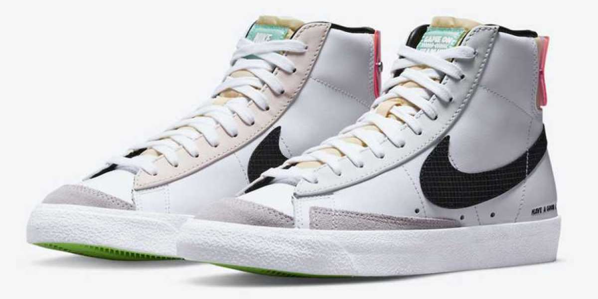 """You need a pair of DO2331-101 Nike Blazer Mid """"Have A Good Game"""""""